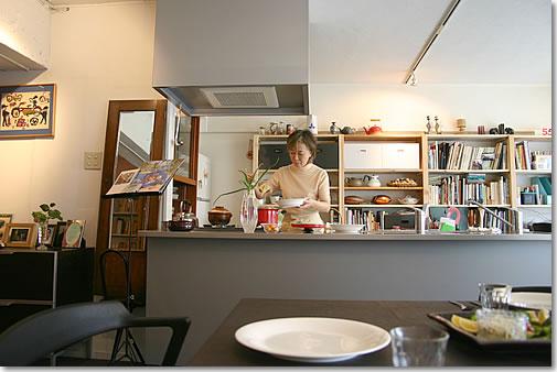 住まいのリフォーム・キッチン