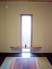 モダン和室のインテリア・窓
